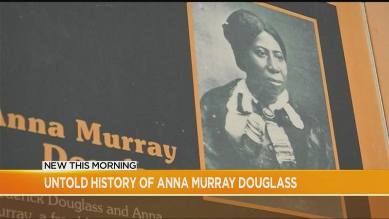 Rochester's Roots: The untold history of Anna Murray Douglass
