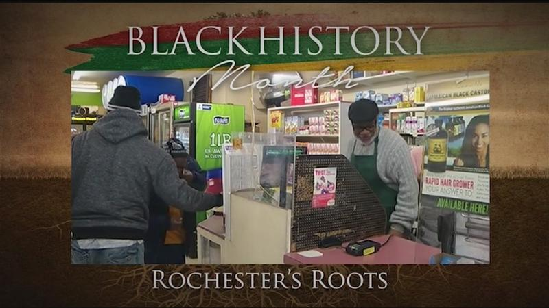 Rochester's Roots: D&L Groceries