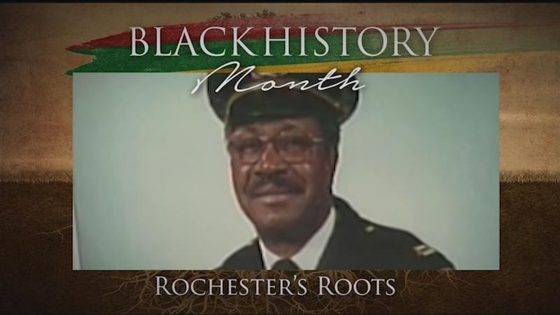 Rochester's Roots: Honoring our first African American officer