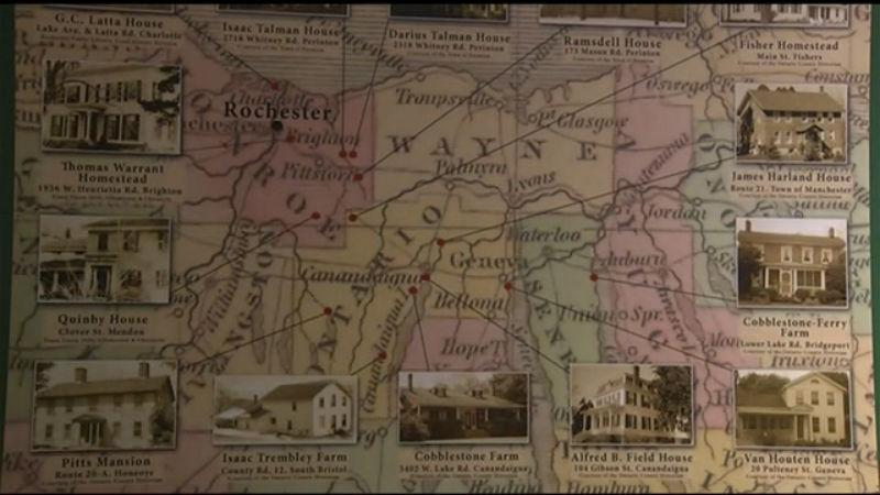 Rochester's Roots: The Underground Railroad