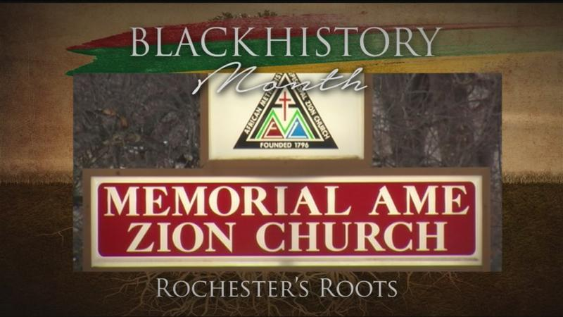 Rochester's Roots: The oldest African-American church in Monroe County