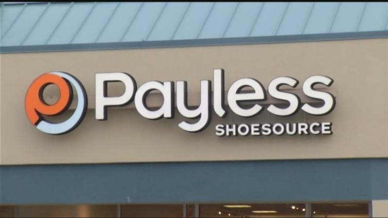 All Tri-Cities Payless shoe stores now closing