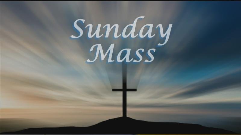 Sunday Mass for 2/10/19