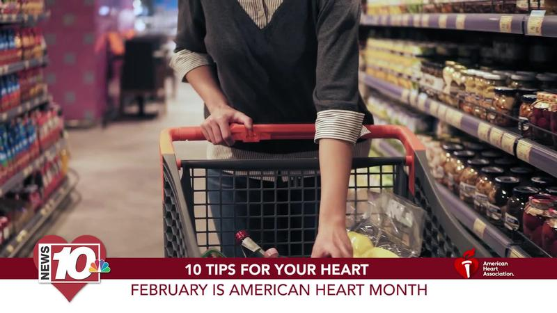 Tips for your heart: Healthy eating