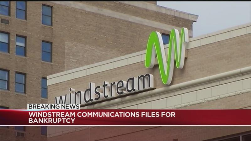 Windstream expected to make bankruptcy filing