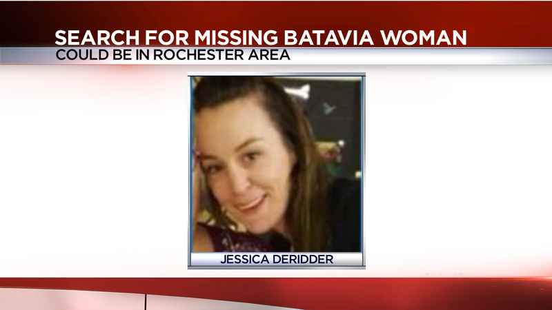 Police search for missing Batavia woman