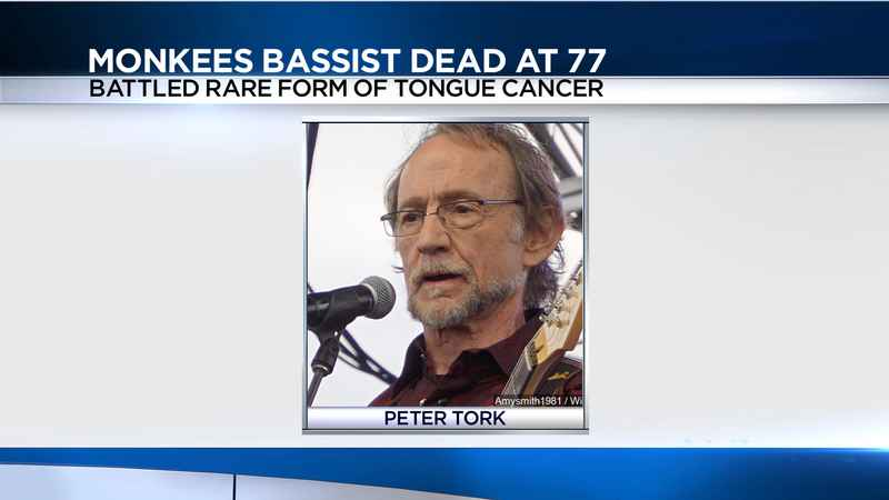 Peter Tork of The Monkees Dies at 77 21 February 2019