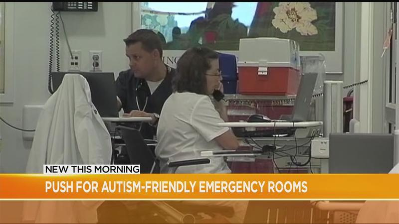Assemblyman pushes for autism-friendly emergency rooms