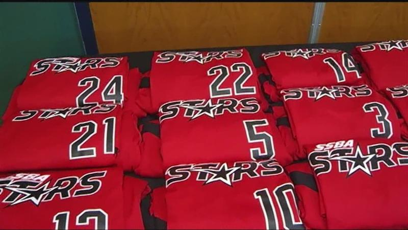 Community helps basketball team get back in the game
