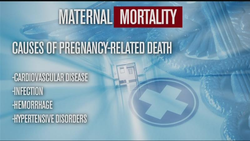 Doctors investigate rise in maternal mortality rate