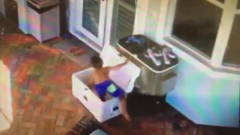 Igloo recalls coolers after boy gets trapped inside