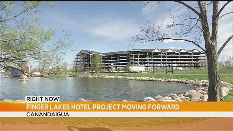 New deal approved for stalled Finger Lakes hotel project