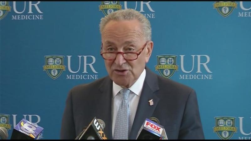 Schumer on Mueller report: 'We need the full report'