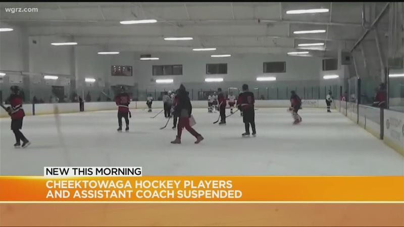 Youth hockey players, assistant coach suspended after racist remarks