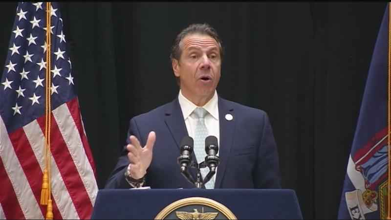 Cuomo directs increased police presence at mosques, houses of worship