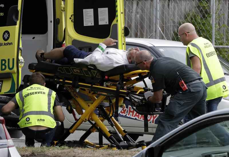 The Latest: 2nd mosque shooting reported in New Zealand