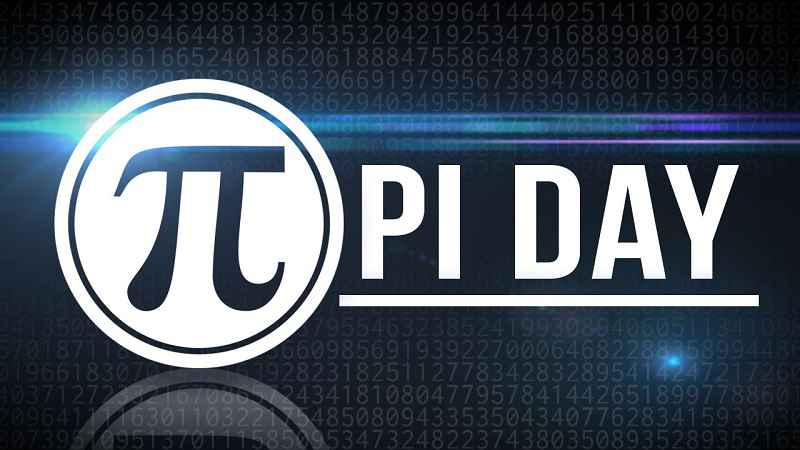 It's National Pi Day!