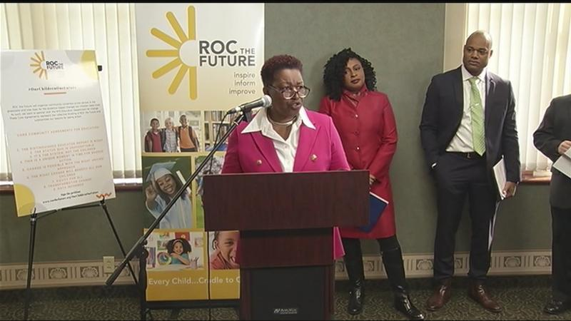 """ROC the Future"": Local leaders want a say on transforming Rochester City School District"