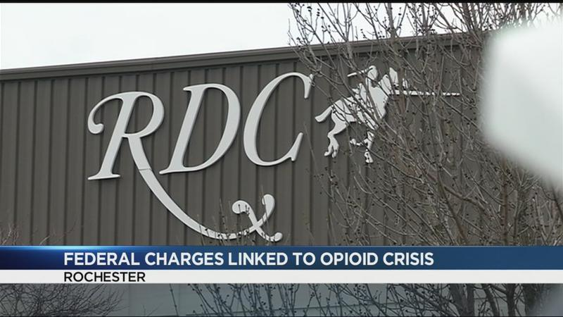 Former CEO of Rochester Drug Co-operative indicted on federal charges amid opioid crisis