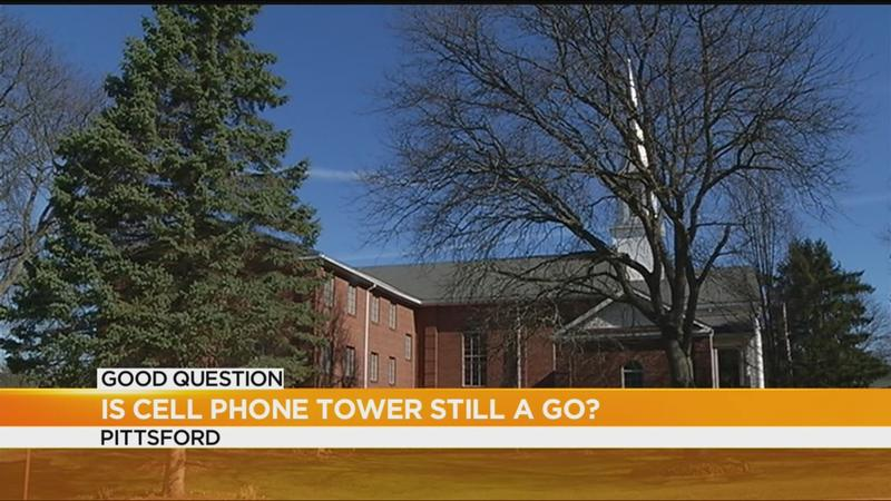Good Question: Is a controversial cellphone tower still a go?