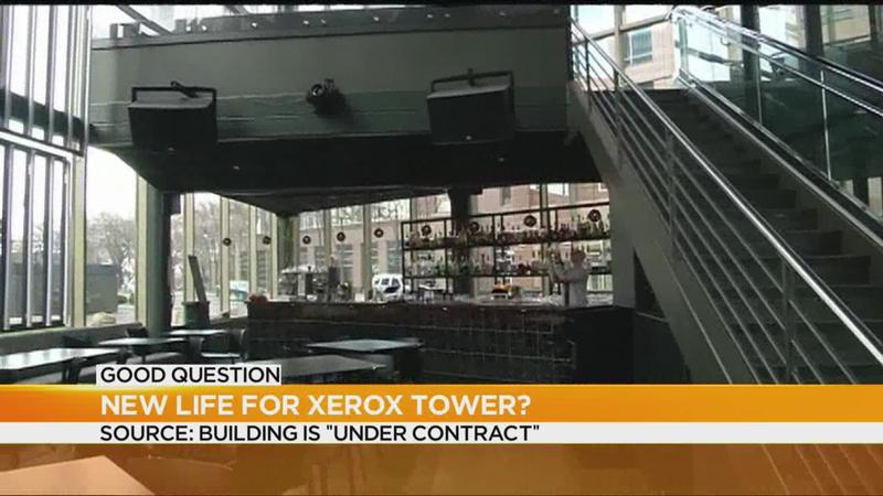 Good Question: Is there new life for the former Xerox Tower?