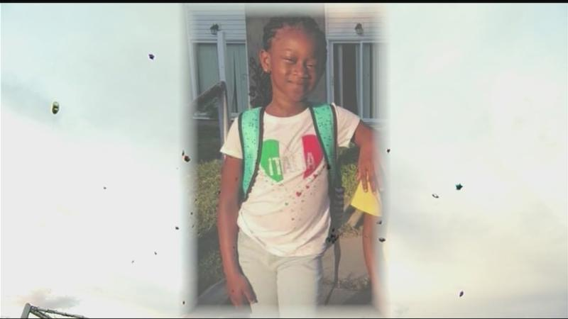 Loved ones hold vigil for young girl who drowned