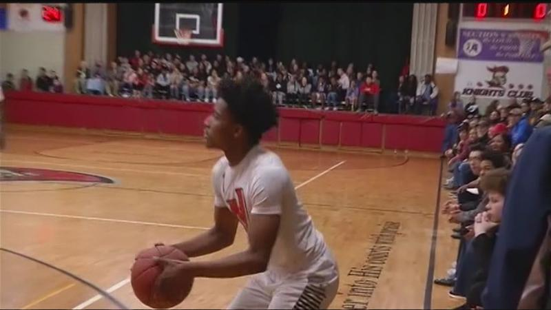 News10NBC Scholar-Athlete of the Week: Michael Brown