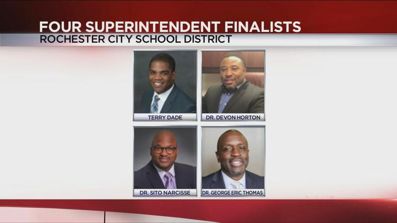 Rochester Board of Education names 4 superintendent finalists; public forums scheduled