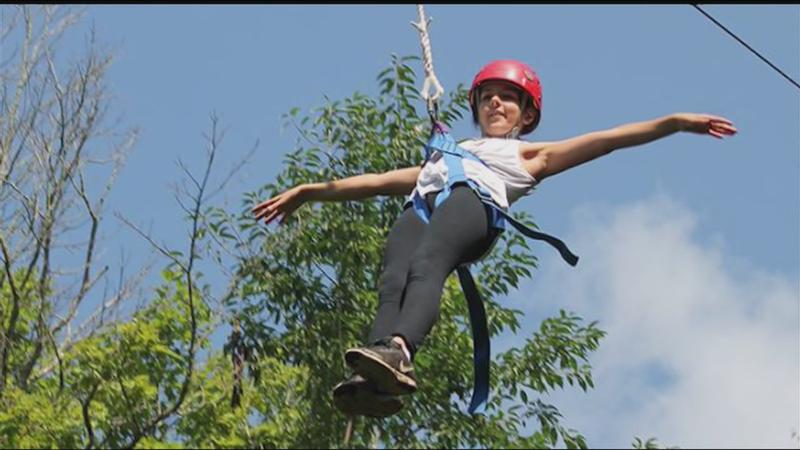 Rochester in Focus: Girl Scouts of WNY summer camps