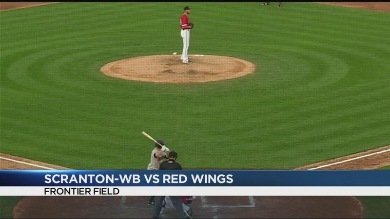 Wings host Scranton Wilkes-Barre in 7-game homestead