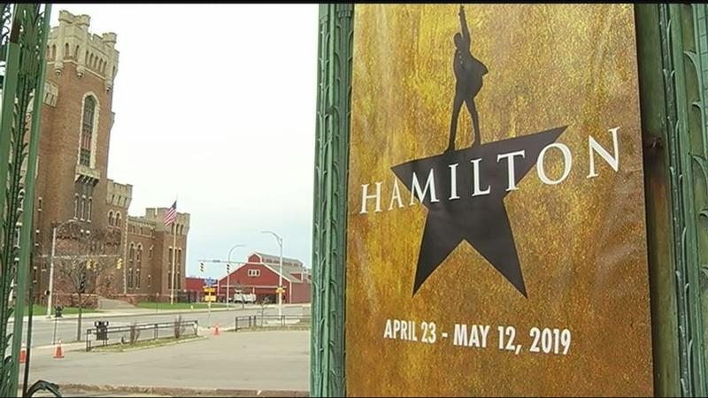 With 60K expected, restaurants prepare for Hamilton opening