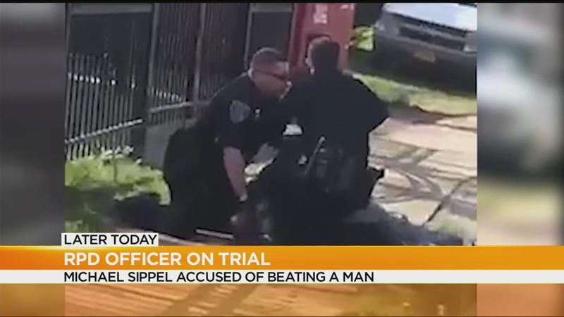 Bench trial for Rochester Police officer accused of assault to begin Wednesday