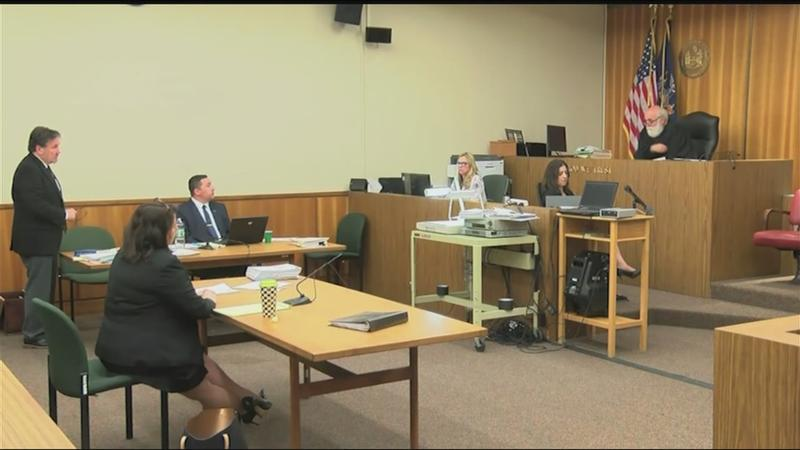 Emotional testimony: Judge hears from victim allegedly assaulted by RPD officer
