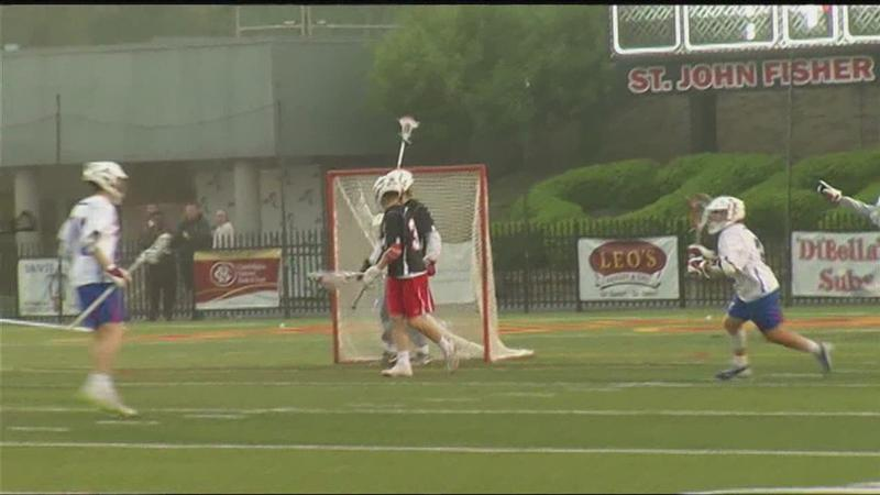 Highlights: High school lacrosse sectional finals