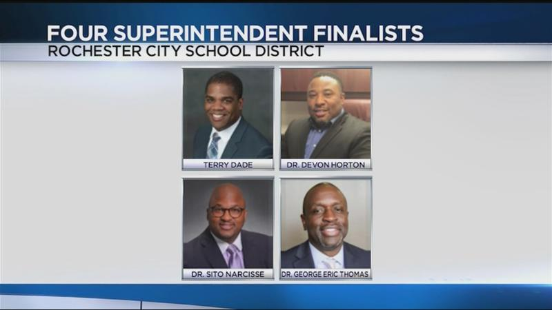 Infighting on RCSD school board as member calls for reset in superintendent search