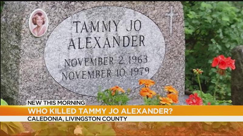 Inside the Evidence: Who killed Tammy Jo Alexander?