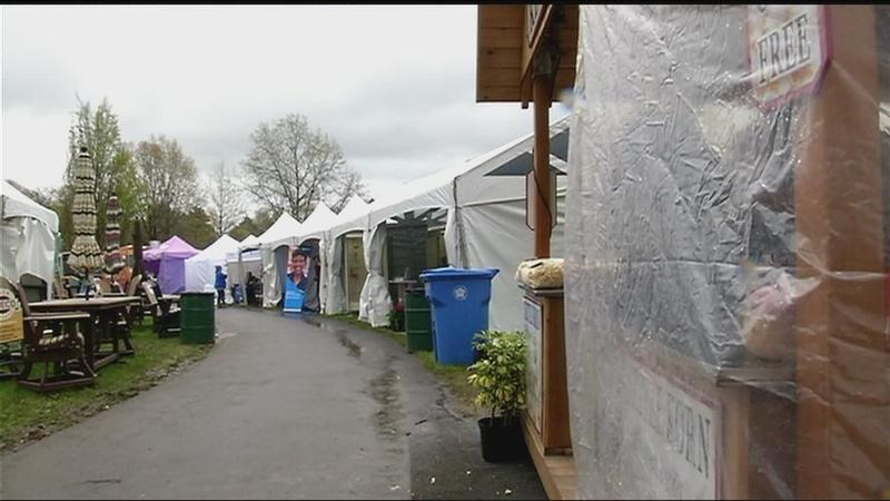 Lilac Festival: A day closed is a day of lost revenue