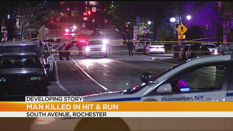 Police identify man killed in hit-and-run on South Avenue