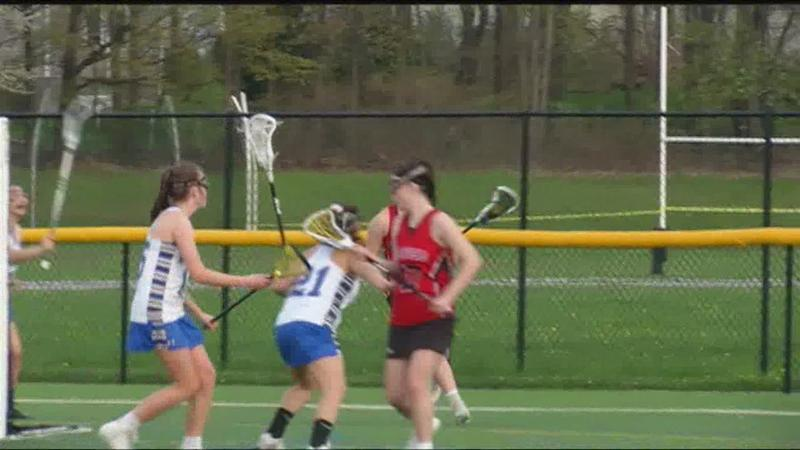 Monday night high school lacrosse highlights, basketball scores