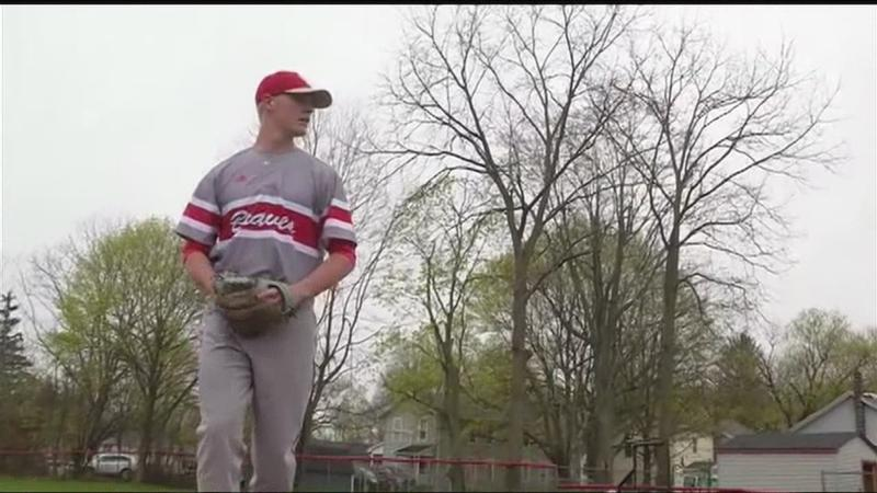 News10NBC Scholar-Athlete of the Week: Cooper Crunick