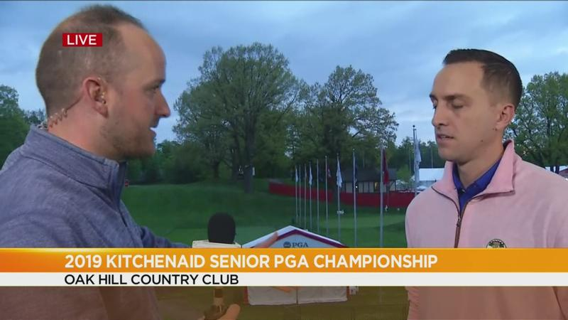 Oak Hill gets ready to open gates for Senior PGA Championship