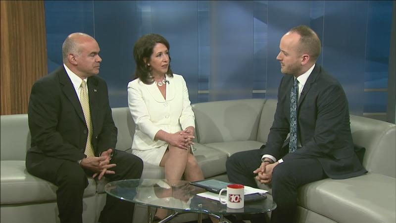 Rochester in Focus: Monroe County Executive Cheryl Dinolfo and Airport Director Andy Moore