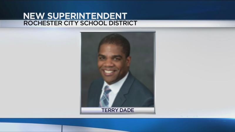 Rochester school board president expresses excitement over new superintendent
