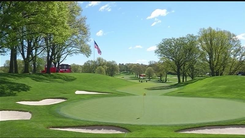 Senior PGA Championship: Weather conditions impacting the tournament