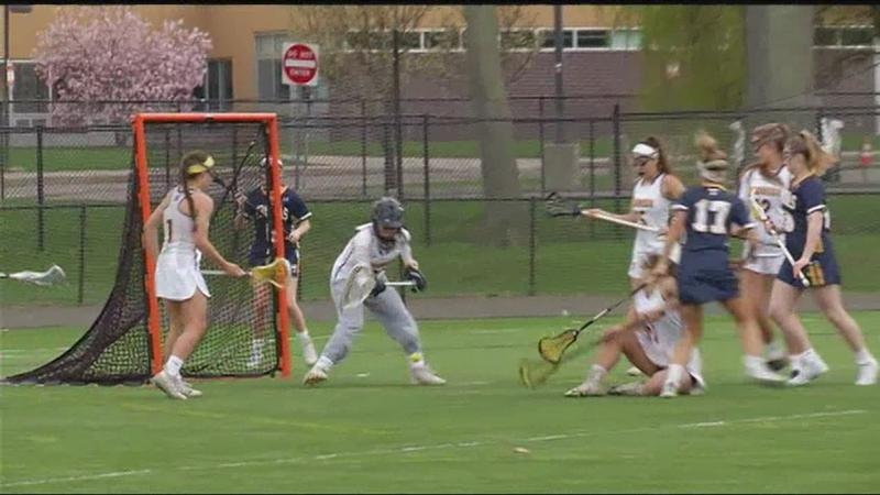 Spencerport girls lacrosse move to 12-1 with win over Webster Thomas