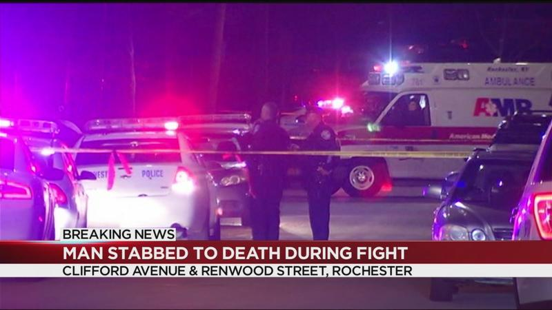 UPDATE: Rochester man charged in Renwood Street stabbing death