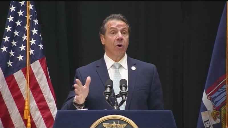 Cuomo: 'I plan to run for a fourth term'