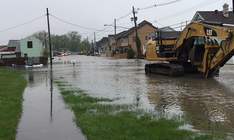 Edgemere Drive near Dewey Avenue in Greece (May 28, 2019)