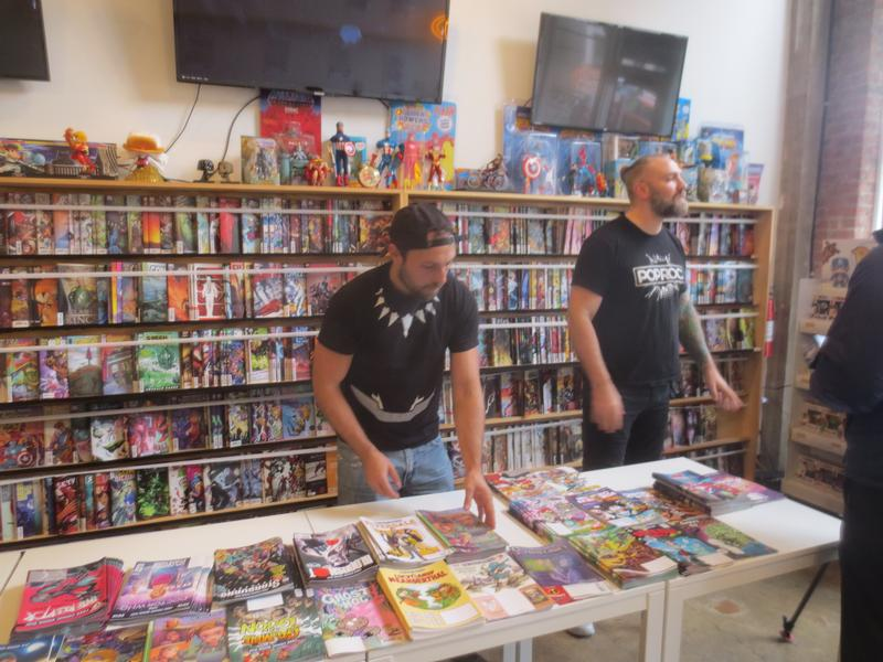 National Free Comic Book Day hoping to get more kids into reading