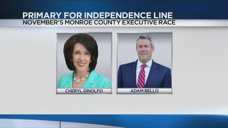 Cheryl Dinolfo, Adam Bello in fight for Independent Party nod